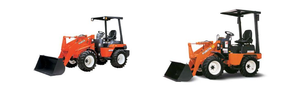 Loader 520 - Kubota Wheel Loader R320S